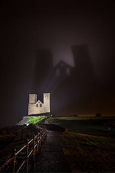 The Dark Towers of Reculver by Kelvin Trundle