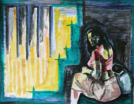 The Darkness of Despair by Abin Raj