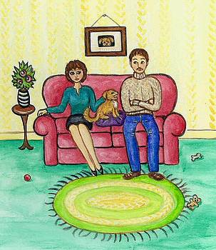 The Dating Game by Frances Gillotti