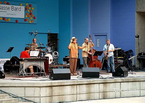 The David Basse Band by Rich Neuman
