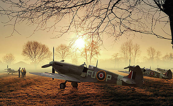 The Day Begins by Mark Donoghue