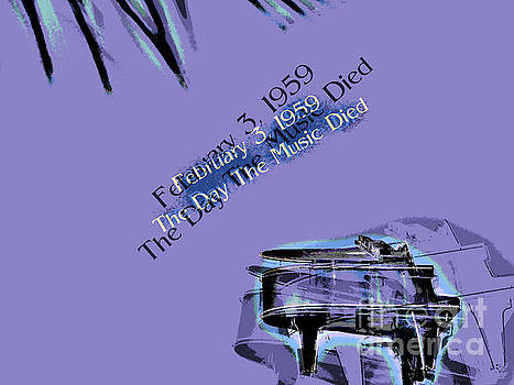 The Day The Music Died - Feb 3 1959 by Al Bourassa