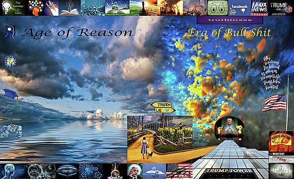 Steve Harrington - The Death of Reason - How The Wizard Won