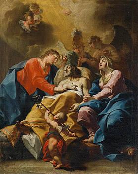 Bartolomeo Altomonte - The Death of Saint Joseph