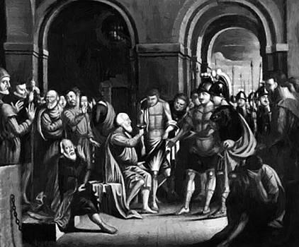 West Benjamin - The Death Of Socrates 1756
