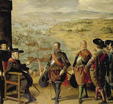 Zurbaran Francisco de - The Defence Of Cadiz Against The English 1634