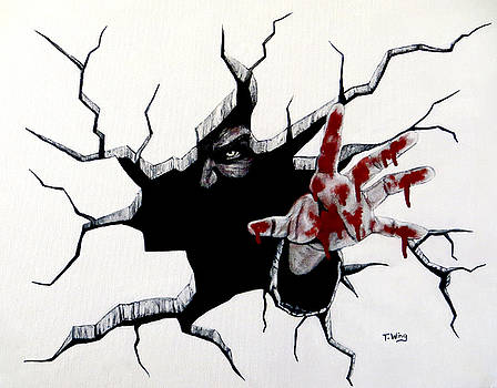 The Demon Inside by Teresa Wing