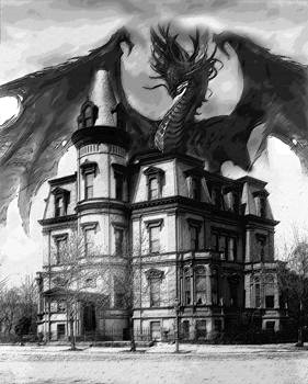 The Demon of Hell House by Christopher Kerby