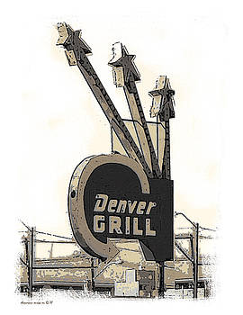 The Denver Grill by Margie Middleton