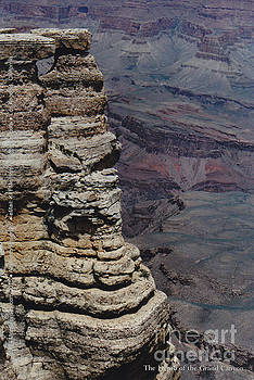 The Depth of the Grand Canyon by Kevin Montague