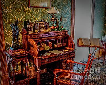 The Desk by JB Thomas