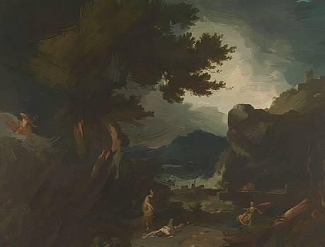 Wilson Richard - The Destruction Of Niobe Children 1760