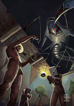 The Devil by Octavio Cordova