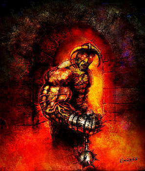 The Devil's Henchman by Kim Gauge