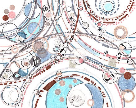 The Diffractive Nature of Being by Regina Valluzzi