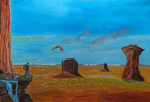The dimension of existences by Lazaro Hurtado