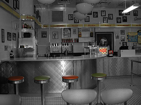 The Diner by Audrey Venute