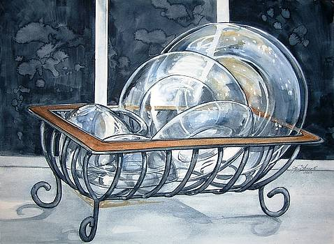 The Dishes are Done by Jane Loveall