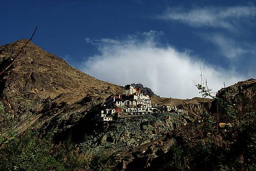 Rohit Chawla - The Diskit Monastery