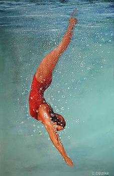 Carolyn Shireman - The Diver