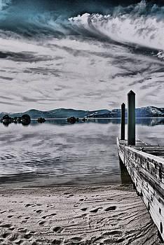 The Dock by Nancy Chambers