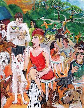 The Dog Park by Barbara Yalof