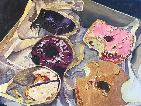 The Donut Box by Sharon Gerber