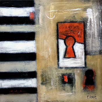 The Door #3 by Ernie Benton
