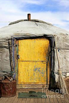 The Door by Ben Johnson