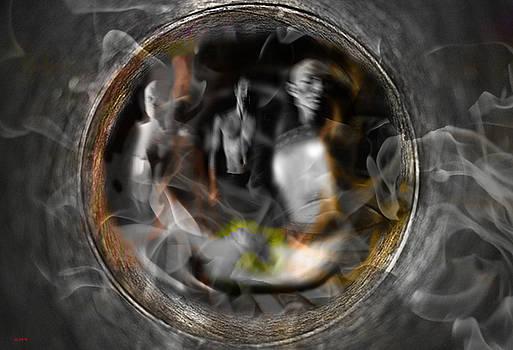 The door by Gianmario Masala