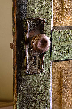 The Door Knob by Linda McRae