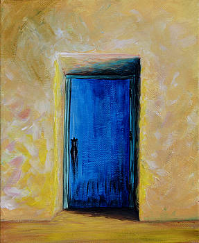 The Door by Mandy Elliott