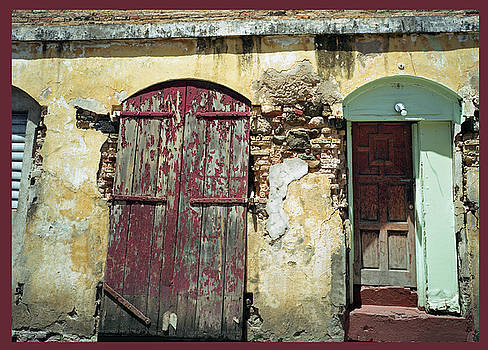 The Doors of San Juan by James Rasmusson