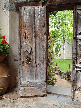 The Doorway by Joyce Hutchinson