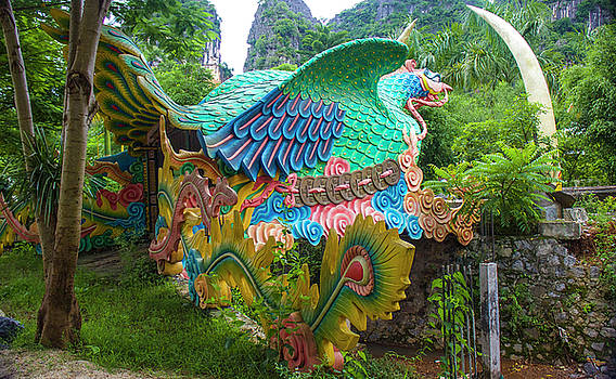 Venetia Featherstone-Witty - The Dragon Gate, Vietnam