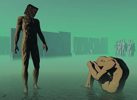 The Dream of Shame by John Alexander