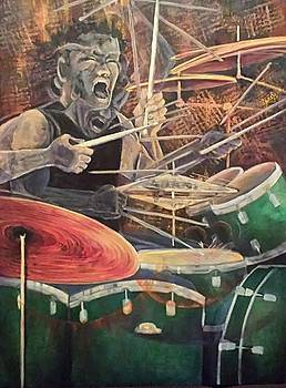 The Drummer by Anika Ferguson