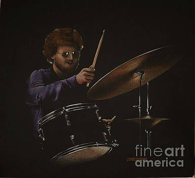 The Drummer by Lisa Bliss Rush