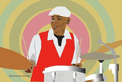 The Drummer by Michael Chatman