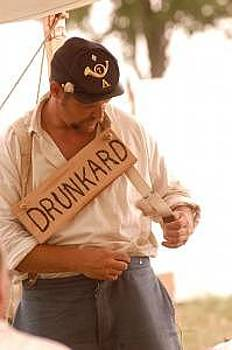 The Drunkard by Dick  Bloom