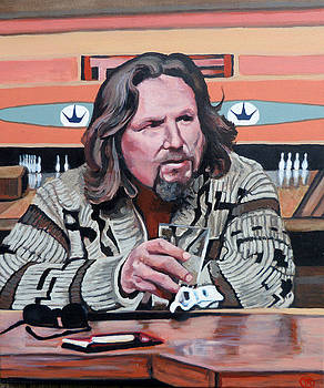 The Dude by Tom Roderick
