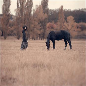 The Duet by Anka Zhuravleva