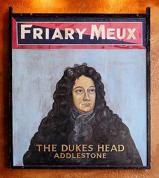 Richard Reeve - The Dukes Head Addlestone