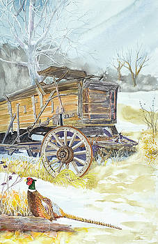The Dump Wagon by Ann Arensmeyer
