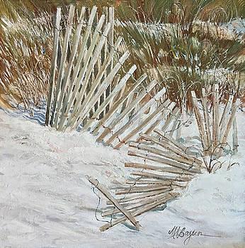 The Dune Builder by Maryann Boysen