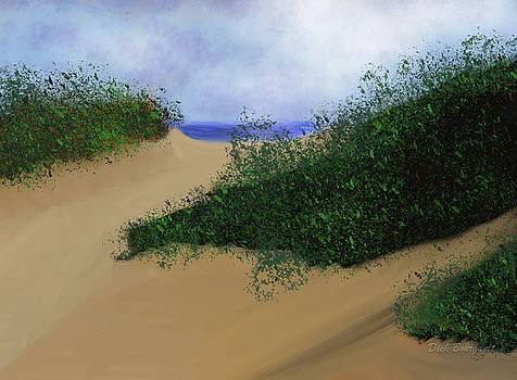 The Dunes by Dick Bourgault