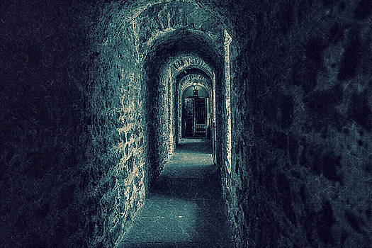 The Dungeon by Chris  Hood