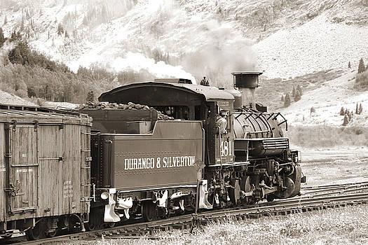 Mike McGlothlen - The Durango and Silverton into the Mountains