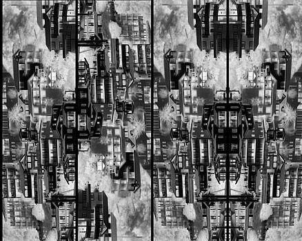 The Dwellings 2 by Daniel Schubarth
