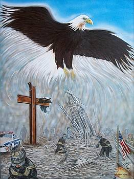 The Eagle Will Rise by Norman F Jackson